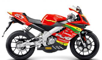 Derbi GPR 50 Racing Replica Di Meglio