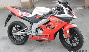 2005 Derbi GPR 50 Racing #1