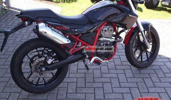 2009 Derbi Mulhacen Cafe 125
