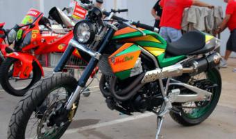 2007 Derbi Mulhacen Hot Bob