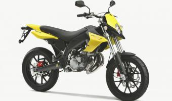 2007 Derbi Mulhacn Caf 659 Angel Nieto LTD Edition