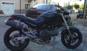 Ducati 600 Monster Dark