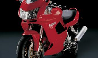 Ducati 620 Sport Full-fairing (reduced effect)