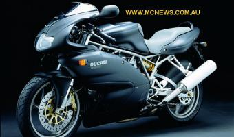 2001 Ducati 750 Supersport #1
