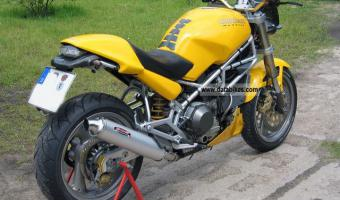 1997 Ducati 900 Monster Solo