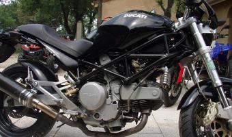 Ducati Monster 1000 DARK i.e.