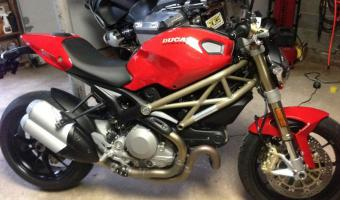 2013 Ducati Monster 1100 EVO 20th Anniversary #1