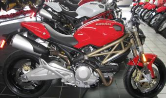 2013 Ducati Monster 696 20th Anniversary #1