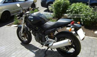 Ducati Monster 900 i.e. Dark