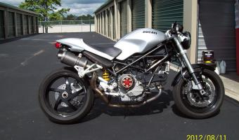 2006 Ducati Monster SR2 1000