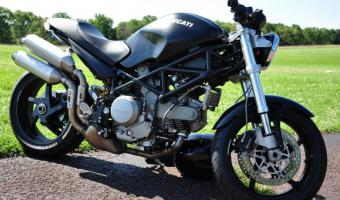 2006 Ducati Monster SR2 Dark #1