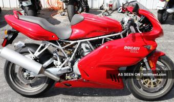 2004 Ducati Supersport 1000 DS #1