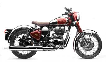 Enfield 350 Classic Outfit