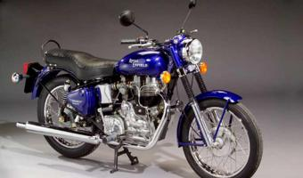 1991 Enfield 500 Bullet (reduced effect)