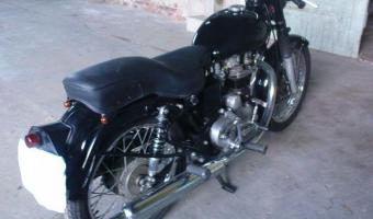 1992 Enfield 500 Bullet (reduced effect)