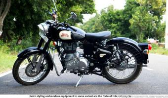 Enfield Bullet 350 Classic