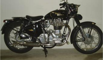 2011 Enfield Bullet Classic 500