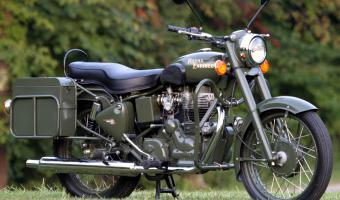 2004 Enfield Military 500 #1