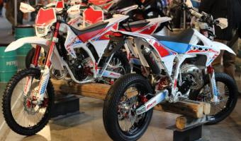 Fantic Supersix Motard 125