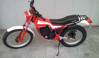 1988 Fantic Trial 241 Seven Days