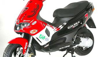 2005 Gilera 50 Runner Racing Replica