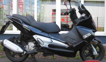 2007 Gilera Nexus 250