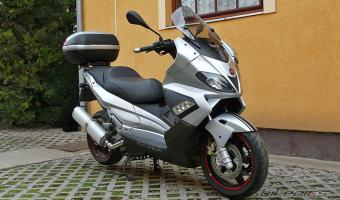 2009 Gilera Nexus 500