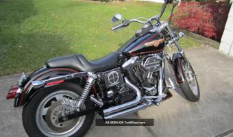 1993 Harley-Davidson 1340 Low Rider Custom #1