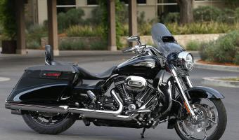 2013 Harley-Davidson CVO Road King #1