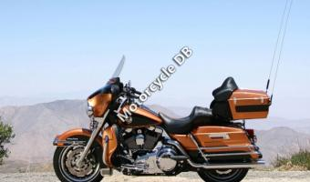 1991 Harley-Davidson Electra Glide Ultra Classic (reduced effect)