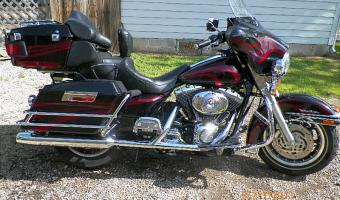 1992 Harley-Davidson Electra Glide Ultra Classic (reduced effect) #1