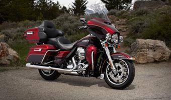 2014 Harley-Davidson Electra Glide Ultra Classic