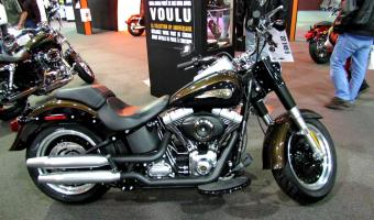 2013 Harley-Davidson Fat Boy Lo 110th Anniversary
