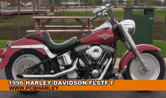 1996 Harley-Davidson Fat Boy #1