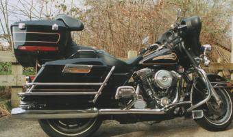 1982 Harley-Davidson FLHC 1340 EIectra Glide Classic (with sidecar)