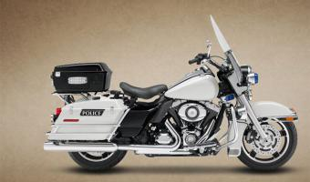 2008 Harley-Davidson FLHP Road King Fire Rescue