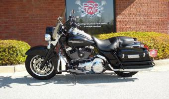 Harley-Davidson FLHR Road King Firefighter