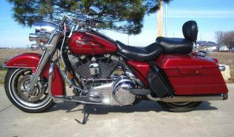2007 Harley-Davidson FLHR Road King #1