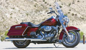 2012 Harley-Davidson FLHR Road King #1