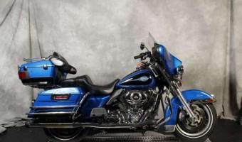 2009 Harley-Davidson FLHTC Electra Glide Classic #1