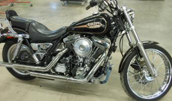 1989 Harley-Davidson FXRS 1340 Low Rider (reduced effect)