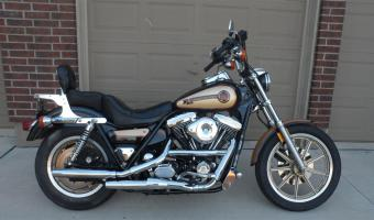 1988 Harley-Davidson FXRS 1340 SP Low Rider Special Edition #1