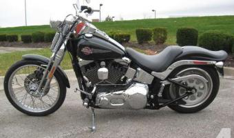 2003 Harley-Davidson FXSTS Springer Softail #1