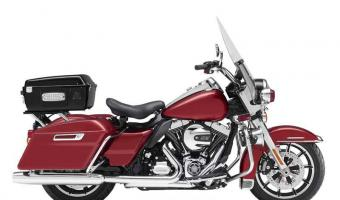 2014 Harley-Davidson Road King Fire - Rescue