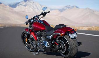 2014 Harley-Davidson Softail Breakout Special Edition