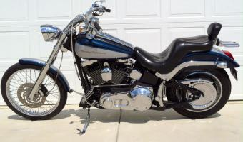 2001 Harley-Davidson Softail Deuce Injection