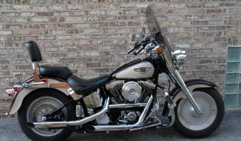 1998 Harley-Davidson Softail Fat Boy #1