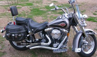 1997 Harley-Davidson Softail Heritage Classic #1