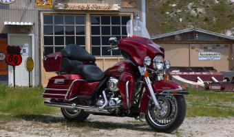 1992 Harley-Davidson Tour Glide Ultra Classic (reduced effect) #1