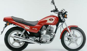 Honda CB Two Fifty